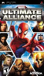 Download Marvel Ultimate Alliance 2 ISO PSP Game Latest Update 1