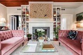 tufted furniture trend. Interior Design Trend Inspiration Blush Pink Home Decor Accents Furniture Tufted R