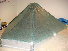 new cuben shelter