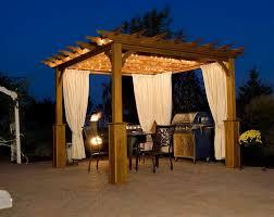 outdoor pergola lighting ideas. Outdoor Pergola Lighting Ideas Home Design I