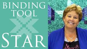The Binding Tool Star Quilt: Easy Quilting Tutorial with Jenny ... & The Binding Tool Star Quilt: Easy Quilting Tutorial with Jenny Doan of  Missouri Star Quilt Co Adamdwight.com