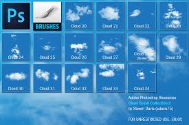 Cloud Photoshop Brushes Photoshop Cloud Brushes 2 By Sdavis75 On Deviantart