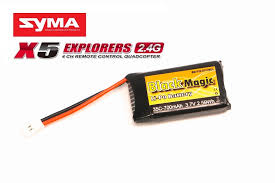 <b>Аккумулятор</b> Black Magic 3.7V 700mAh 35C LiPo JST-Molex plug ...