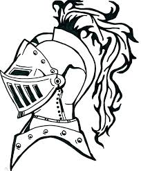 Knight Coloring Page Medieval Knight Coloring Pages Knight Shield