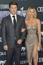 Scarlett Johansson & Colin Jost Are ...