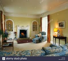 Period Living Room Traditional British Period Sitting Room Stock Photos Traditional