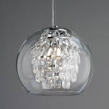 crystal mini pendant lighting for kitchen using swarovski teardrop within light inspirations 13