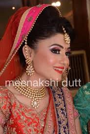 modern traditional bridal makeup blend by meenakshi dutt minimal reception makeup look