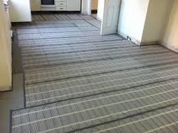 Engineered Flooring Underfloor Heating