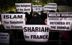 Resultado de imagen de musulmanes en France
