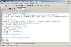 exporting nar equations