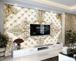 Beibehang Custom Grote 3d Behang Muurschildering Woonkamer