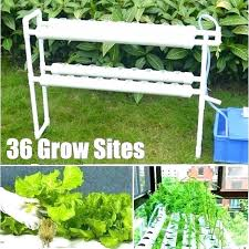 garden grow box garden grow box grow box gardening hydroponic grow kit sites 4 pipes 2