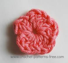 Small Crochet Flower Pattern Awesome Design Ideas