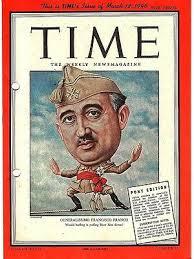 Revista Time La Segunda Guerra Mundial Pony Edition, 18 de marzo 1946,  Generalisimo Francisco Franco | eBay