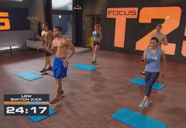 focus t25 challenge