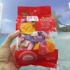 Kẹo dẻo nhân trái cây Funny Castle Hồng Kông 320g giảm chỉ còn 44,100 đ