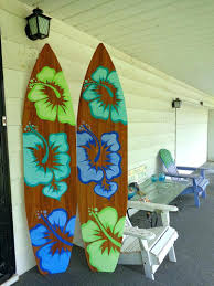 surfboards wall decor 6 foot wood surfboard wall art by home design software freeware surfboards wall decor  on hand painted surfboard wall art with surfboards wall decor surfboard wall party decor hand painted