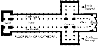 Canterbury Cathedral Floor Plan Stock Photo Royalty Free Image Cathedral Floor Plans