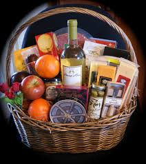 extra large gourmet fruit and wine basket range 195 245 see photo of it wrapped