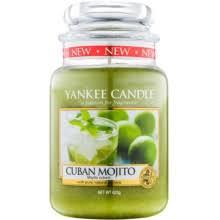 Yankee Candle <b>Cuban Mojito ароматическая свеча</b> Classic большая