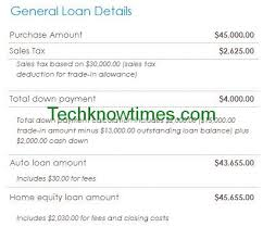 Auto Loan Amortization Schedules Auto Loan Amortization Excel Template