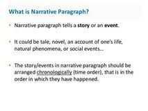 narrative essay paragraph example dissertation software narrative essay 5 paragraph example