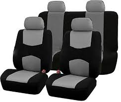 generic 9pcs car seat covers set for 5 seat car universal 4 seasons available color gray