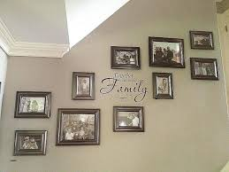 picture frames on staircase wall. Staircase Picture Frames Full Size Of Star Shaped Unique . On Wall