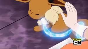 Serena's Eevee Evolves Into Sylveon | Pokemon XYZ (Kalos) In English