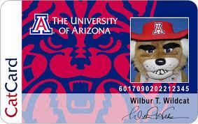 Of The Arizona Catcard Home University