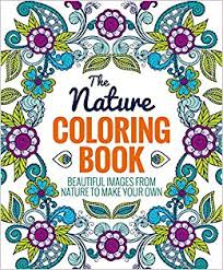 nature coloring book. Plain Book Amazoncom The Nature Coloring Book 9781626864733 Editors Of Thunder  Bay Press Books For 3