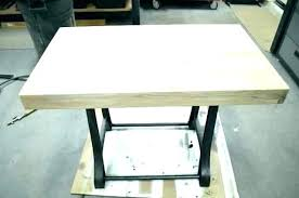unfinished wood table tops round top solid