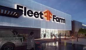 Fleet Farm Auto Center Fleet Farm To Build 35 Million Tiffin Store The Gazette