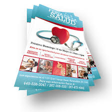 Commercial Flyers Commercial Flyers Litho Quebec