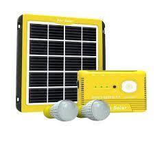 Solar Powered Home Lighting System  Solar Powered Home Lighting Solar Powered Lighting Systems