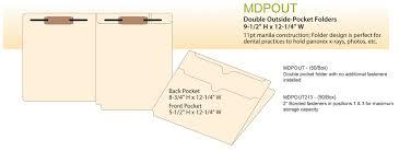 Chart Pocket Folders At Charts Carts Paper Charting
