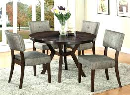 round dining table and chairs for 4 chair room full size of small se