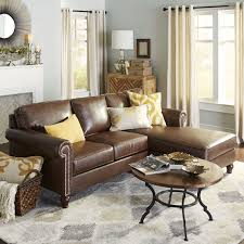 Pier One Living Room Build Your Own Alton Tobacco Brown Sectional Collection Pier 1