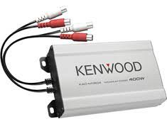 4 channel amplifiers at crutchfield com kenwood kac m1804