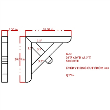 exterior structural wood brackets.  Wood Starting  Intended Exterior Structural Wood Brackets E