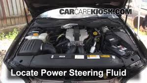 fix power steering leaks cadillac catera 1997 2001 1997 fix power steering leaks cadillac catera 1997 2001 1997 cadillac catera 3 0l v6