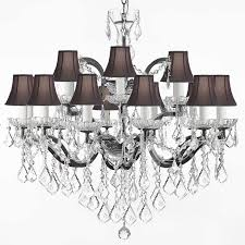 small lamp shades chandeliers uk chandelier designs