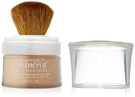 photo of loreal true match naturale mineral makeup gentle beige 460 0 35