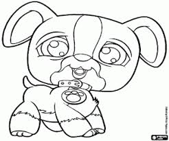 Small Picture Littlest PetShop coloring pages printable games