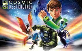 ultimate alien cosmic destruction