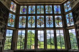glass house windows. Modren House FileStained Glass Window Overlooking Gardens Of Montacute House  4675709559jpg On Glass Windows