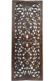 fl wooden wall art panel wood decoration carved tree home decor decorative relief sculpture plaque carved wood wall art