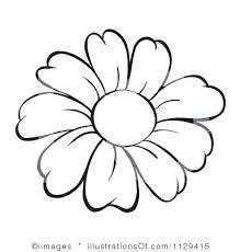 Printable Flower Template Providentparksquare Info