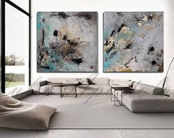 large wall paintingsExtra large wall art  Etsy